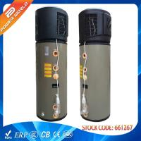 Quality 300L 2KW Heat Pump Water Heaters For Hot Water Free Air Conditioning for sale
