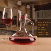 Buy Alymayca Crystal Craft Handmade Lead Free Crystal Glass Decanter for Sale at wholesale prices