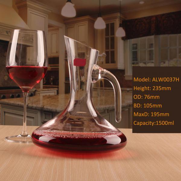 Bulk Crystal Glass Decanter