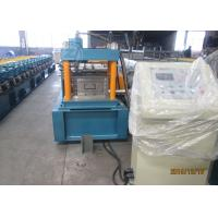 Quality Anti - Rust Roller C Purlin Roll Forming Machine With CE Customized for sale