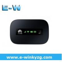 Quality New arrival Huawei E5332 3G 21Mbps high speed WiFi router  SOHO Mobile Wireless router for sale