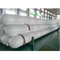 Quality 715mm CNG Gas Cylinder Pressure Vessel , Compressed Natural Gas Containers for sale