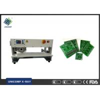 Quality V Slot PCB Separator Machine Round Blade Moving Speed 0-500 Low Internal Stress for sale