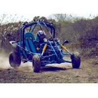 Quality Chain Drive 150cc EEC Go Kart With Two Seats And Four Wheelers for sale