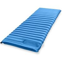 Quality Deluxe Sleeping Pad-Easy Inflatable with Built-in Foot Pump, Extra Thick and Roomy Sleeping Pad Inflatable Pad(HT1604) for sale