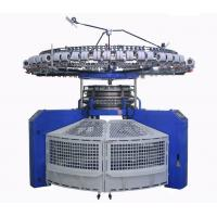 Quality 3 Phase Open Width Circular Knitting Machine , Double Jacquard Knitting Machine for sale