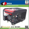 Buy cheap 12KVA Changchai changfa farm Belt Driven Turbine Diesel engine generator sets from wholesalers