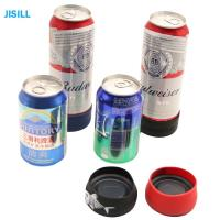 Quality Silicone Band Fixation Mini Ice Packs Mini Cold Pack For Beer Can Cooling for sale