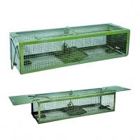 Quality Mouse Trap Cage Double Automatic Doors for sale