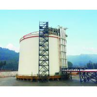 Quality Stainless Steel Cryogenic LNG Storage Tanks 30000m3 For Beverage / Liquid for sale