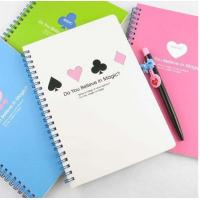 Quality Customized Spiral Notebook For Commercial Promotion Printing for sale