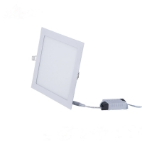 Quality Indoor Energy Saving RGB 80LM/W Square Panel Light for sale
