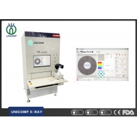 Quality Unicomp SMD PCBA X Ray Chip Counter 440mm Tunnel LCD Monitor for sale