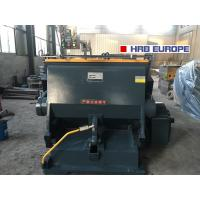 Quality 7 Tons Weight Platen Die Cutting Machine ML-930 1100 1200 1400 Type High Strength for sale