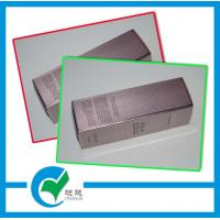PET Foil Stamping Cosmetic Cardboard Packaging Boxes Quality Shinny Logo