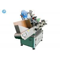 Quality Autoamtic Horizontal Label Applicator Machine For Blood Test Tubes Unstable Objects for sale