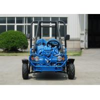 Quality 50cc Road EEC GO KART Two Seats , Four Wheels Electric Racing Go Kart for sale