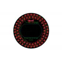 Quality 80mm Diameter Round LED PCB Layout Assembly For Vehicle Signal Tail Lights for sale