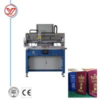China Electric Semi-auto Screen Printing Machine for Fabric on sale