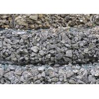 Quality Galvanized Gabion Stone Cage For Erosion Protection and Retaining Soil for sale