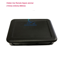 Buy cheap Mini Pocket Car Remote Signal Jammer Shield 315mhz 433mhz 868mhz 915mhz 0.3kg from wholesalers