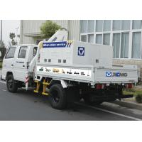 Quality Advanced 2T Heavy Things Articulated Boom Crane For City Construction for sale