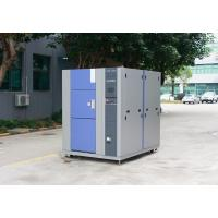 China Climatic Thermal Shock Test Chamber High and Low Temperature Impact Test Chamber on sale