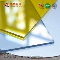 Quality Transparent Colored Anti Static Sheet 16mm Polycarbonate Panels ISO Approved for sale