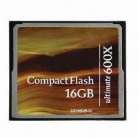 Quality CF Memory Card with 16GB Capacity for sale