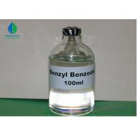 Quality 99% Purity Dissolve Solvent Benzyl Benzoate (BB) CAS120-51-4 for Oily Liquid for sale