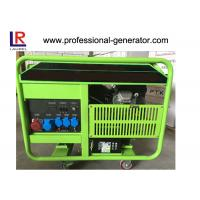 China 10kw - 20kw Multifuel Standby Gasoline Generators with Closed Water Cooling on sale