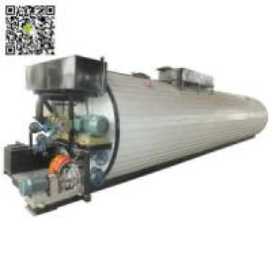 Asphalt Storage Tank with Burners Heating 20, 000L to 50, 000L