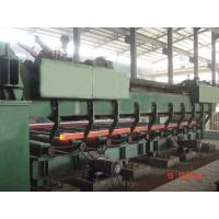 Quality Silicon & alloy steel 3 - 12m radius Billet Continuous Casting Machine CCM for steel for sale