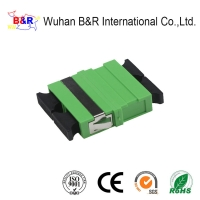 Quality SGS SC Optical Cord Adapter For PLC Splitter for sale