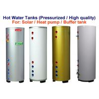 Quality Vertical / Horizontal Stainless Steel Hot Water Tank For Heating And Filtration for sale