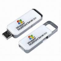 Quality Bootable USB Flash Drive, No External Power Source Required, Supports USB1.1/2.0 Interfaces for sale