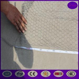 Quality Rabbit Netting - hexagonal mesh hole 32mm , height : 1050mm for sale