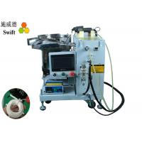 Quality Electric Automatic Cable Tie System For Aluminum Bar / Ropelights Binding Forces for sale