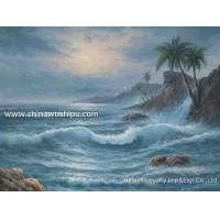 Quality Supply Seascape Oil Painting for sale
