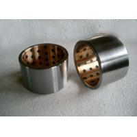 Quality Plain Bush Bearing Particular Made GCr15 Steel Solid Lubricant Is Filled for sale