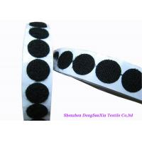 Quality Dual Sided Hook And Loop Dots 1  Roll Lightweight Any Logo Avaliable for sale