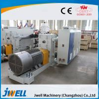 Quality 110-315 Twin Screw Pelletizer , Pet Pelletizing Machine Easy Control for sale