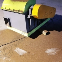 Quality Moisture of 25%~50% animal manure semi wet material crusher fertilizer for sale