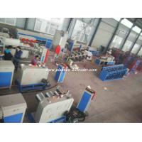 Quality How To Produce Plastic Rope , Here Is All The Machinery Plan Suggestion for sale