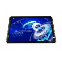 Quality 500cd/m2 15.6'' Open Frame Capacitive Touch Monitor 1366x768 With DVI HDMI VGA for sale