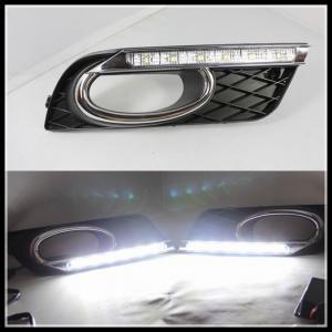 Quality Car accessories LED DRL for Honda Civic 2012 2013 LED Daytime Running Light fog light lamp for sale