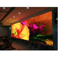 Quality Commercial Led Display Screen , Ultra High Resolution Indoor Shop Advertising Screens for sale