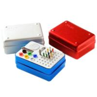 Buy cheap 35 holes Bur Disinfection Box from wholesalers