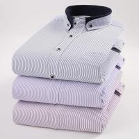 China Personalization Custom Fit Dress Shirts Low Temperature Ironing Anti Shrink on sale