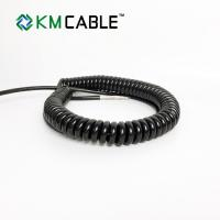 Quality DC Power 6mm Armoured Cable , Male Female Connectors Plug Trailer Cable Wire for sale